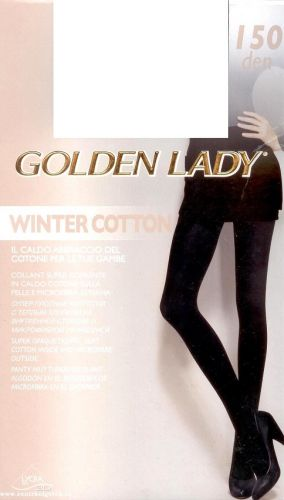 GOLDEN LADY WINTER COTTON 150, колготки