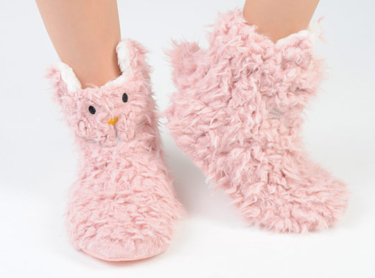 352f490f56d5e Купить amoret a-0030, тапочки-сапожки меховые цвета розовый недорого ...