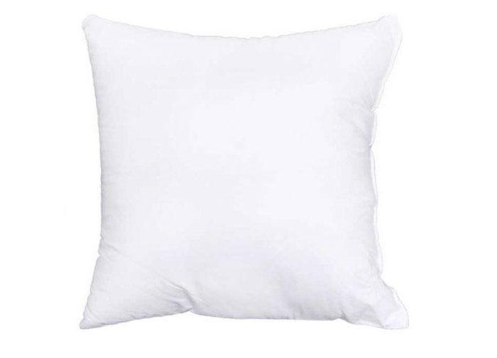 Подушка Белая, 50x50