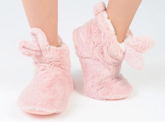f8233c1f2282f Купить amoret a-0036, тапочки-сапожки меховые цвета розовый недорого ...