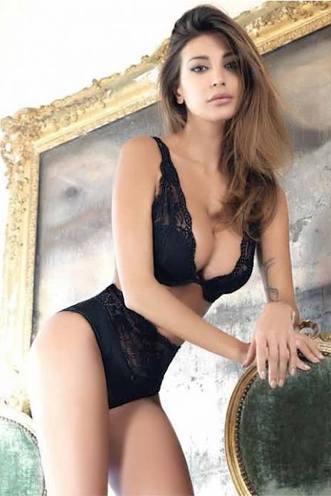 Lovely girl body