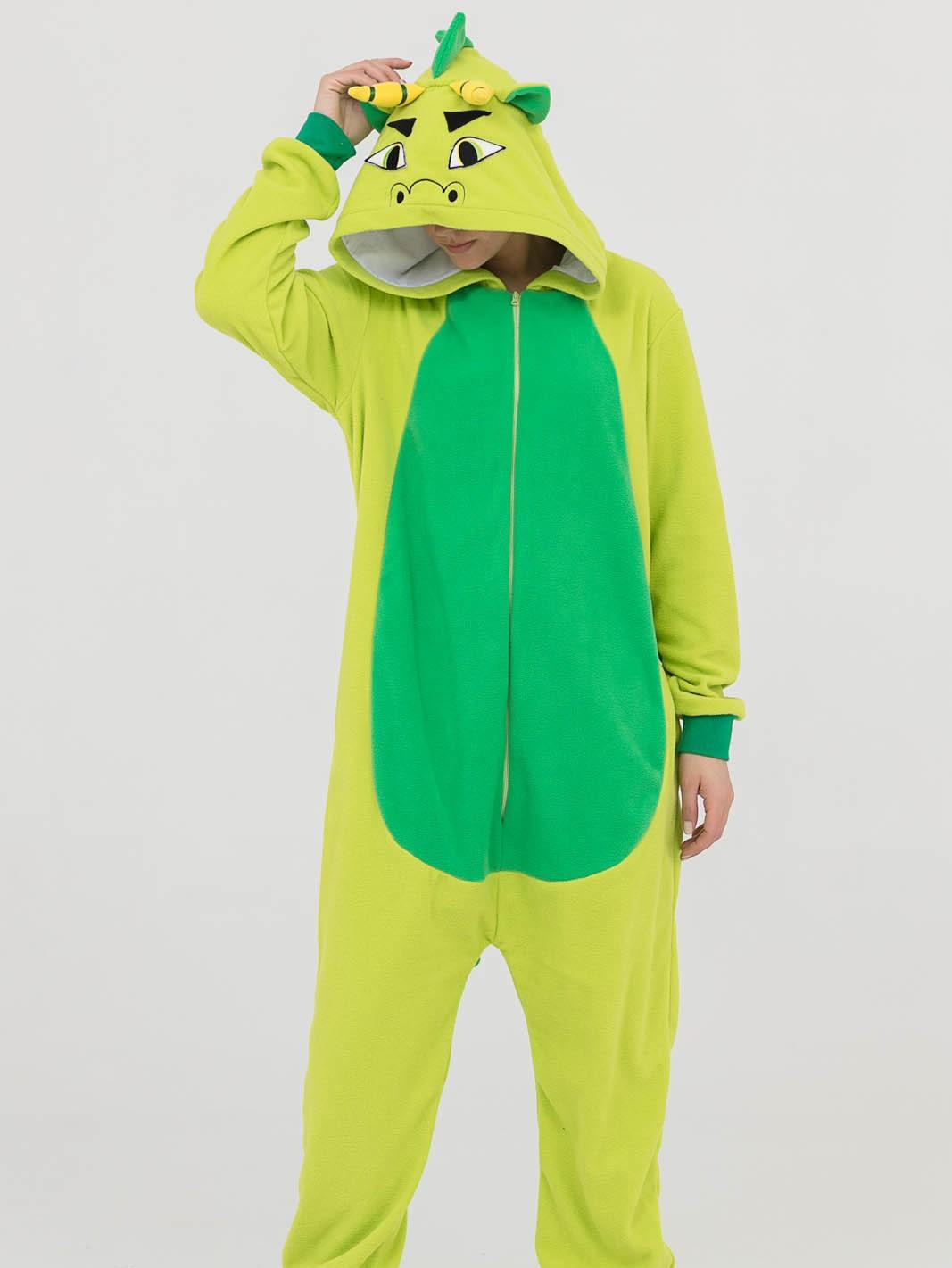Детская пижама Дракон салатовый 6137a3b570010